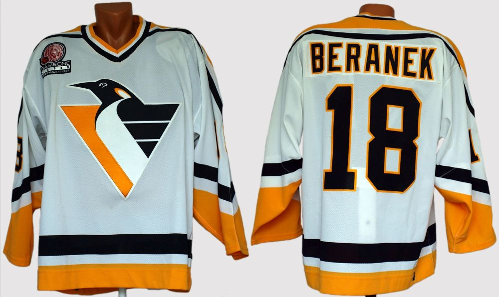 BERÁNEK Josef Pittsburgh Penguins 1999/2000