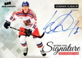 KUBALÍK Dominik Czech Ice Hockey Team 2018 National Pride Signature č. 18 Gold /10