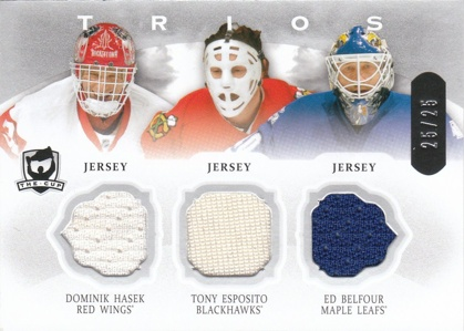 HAŠEK ESPOSITO BELFOUR UD The CUP 2013/2014 Trios Jersey 25/25