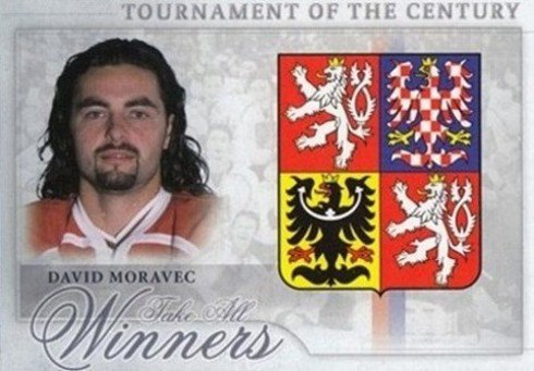 MORAVEC David OFS Classic Tournament of the Century TCZ-3 Parallel /300