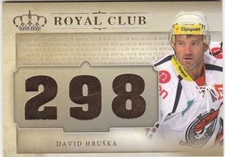 HRUŠKA David OFS ICEBOOK 2016 Royal Club č. 35 /20