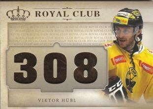 HÜBL Viktor OFS ICEBOOK 2016 Royal Club č. 33 /20