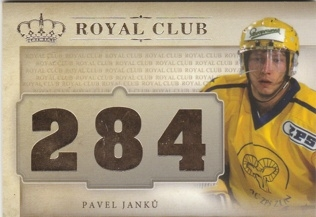 JANKŮ Pavel OFS ICEBOOK 2016 Royal Club č. 48 /20