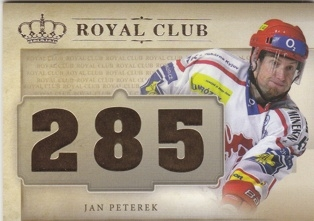 PETEREK Jan OFS ICEBOOK 2016 Royal Club č. 46 /20