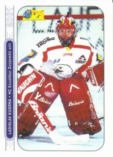 KUDRNA Ladislav DS 2000/2001 č. 98