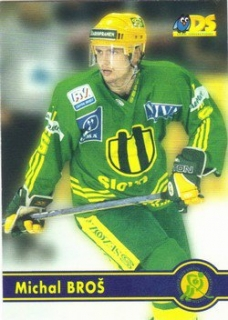 BROŠ Michal DS 1998/1999 č. 81