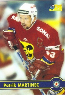 MARTINEC Patrik DS 1998/1999 č. 95