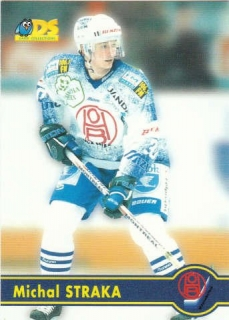 STRAKA Michal DS 1998/1999 č. 61