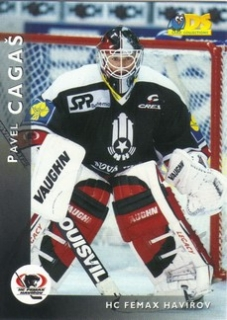 CAGAŠ Pavel DS 1999/2000 č. 43