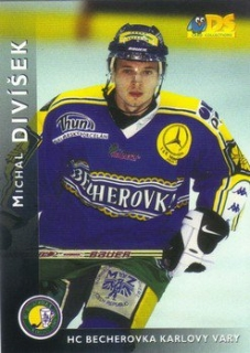 DIVÍŠEK Michal DS 1999/2000 č. 21