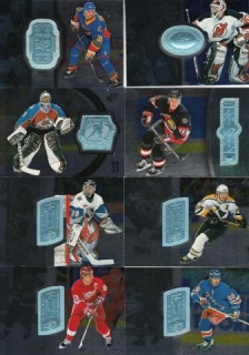 SET UD SPx Finite 1998/1999 MASTER SET