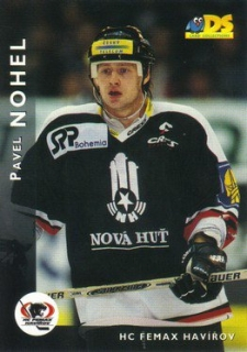 NOHEL Pavel DS 1999/2000 č. 50