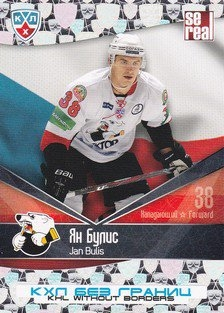 BULIS Jan KHL 2011/2012 Without Borders č. 68