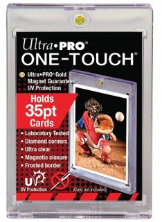 One Touch Magnetic Holder Ultra Pro 35PT