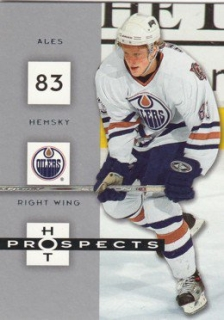 HEMSKÝ Aleš Hot Prospects 2005/2006 č. 41