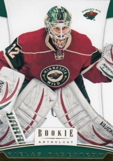 BACKSTROM Niklas Panini Rookie Anthology 2012/2013 č. 47