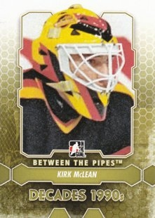 MCLEAN Kirk Between the Pipes 2012/2013 č. 113