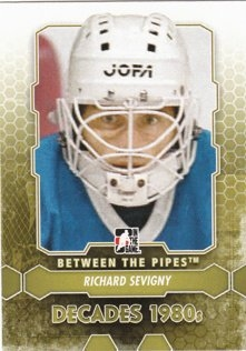 SEVIGNY Richard Between the Pipes 2012/2013 č. 140
