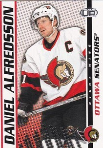 ALFREDSSON Daniel Pacific Heads Up 2003/2004 č. 68