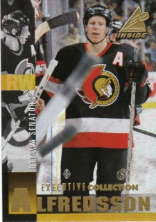 ALFREDSSON Daniel Pinnacle Inside 1997/1998 Executive Coll. č. 26