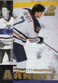 ARNOTT Jason Pinnacle Inside 1997/1998 Executive Coll. č. 55