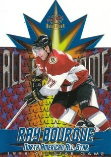 BOURQUE Ray Pacific Revolution 1997/1998 All Star Game č. 2