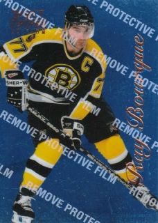 BOURQUE Ray Select Certified 1996/1997 Blue č. 5