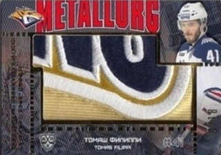 FILIPPI Tomáš KHL 2016/2017 PlayOffs Final Winner Patch MMG-PAT026 /18
