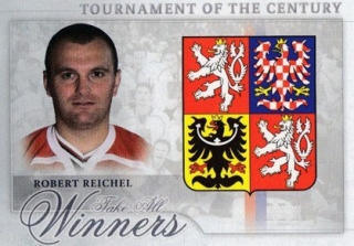 REICHEL Robert OFS Classic Tournament of the Century TCZ-16 Parallel /300