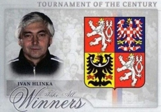HLINKA Ivan OFS Classic Tournament of the Century TCZ-24 Parallel /300