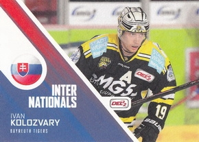KOLOŽVÁRY Ivan DEL2 2017/2018 Internationals DEL2-IN04