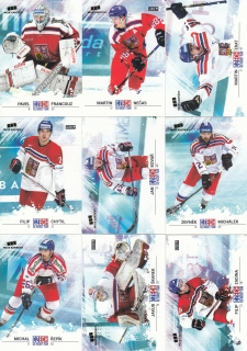 SET Czech Ice Hockey Team 2018