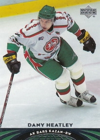 HEATLEY Dany UD All-World Edition 2004/2005 č. 85