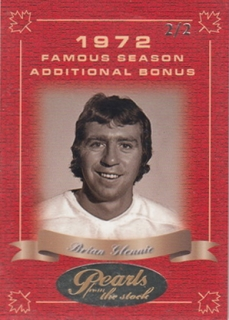 GLENNIE Brian Pearls from the Stock Famous Season /2