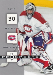 AEBISCHER David Hot Prospects 2005/2006 č. 51