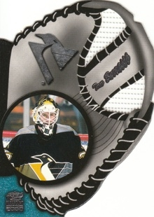 BARRASSO Tom Pacific Paramount 1999/2000 Glove Side Net Fusion č. 17