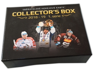 BOX OFS Classic 2018/2019 Collector´s 1. série AKCE