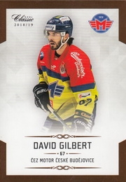 GILBERT David OFS Classic CL 2018/2019 č. 58