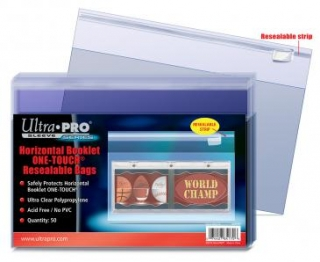 OBALY na karty Ultra Pro Team Bags Horizontal Booklet - 1 ks