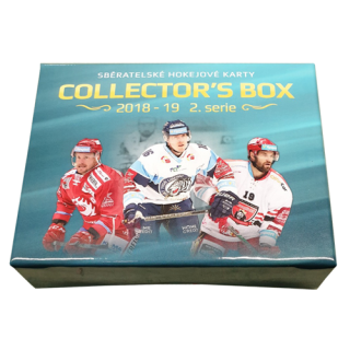 BOX OFS Classic 2018/2019 Collector´s 2. serie (Bonus)