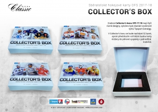 BOX OFS Classic 2017/2018 Collector´s 1. série AKCE