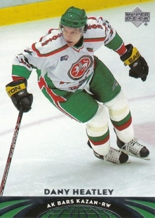 HEATLEY Dany UD All World 2004/2005 č. 85