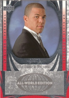 IGINLA Jarome UD All World 2004/2005 č. 98 UCP