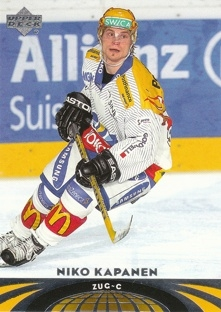 KAPANEN Niko UD All World 2004/2005 č. 86