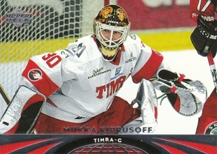 KIPRUSOFF Mikka UD All World 2004/2005 č. 77