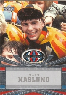NASLUND Mats UD All World 2004/2005 č. 113 Euro Legends