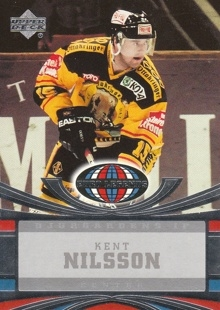 NILSSON Kent UD All World 2004/2005 č. 117 Euro Legends