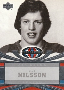 NILSSON Ulf UD All World 2004/2005 č. 110 Euro Legends