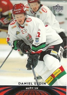 SEDIN Daniel UD All World 2004/2005 č. 64