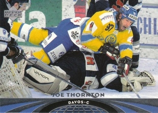 THORNTON Joe UD All World 2004/2005 č. 78